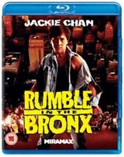 Rumble in The Bronx Blu-ray DVD Region 2