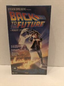 Back to the Future (VHS, 1989) Factory Sealed MCA Universal