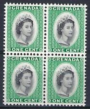 Grenada 1953 Sc# 172 Queen Elizabeth block 4 MNH