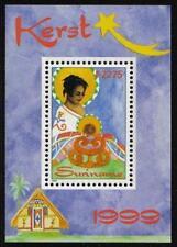 Surinam / Suriname 1999 Kerst christmas weihnachten noel S/S MNH