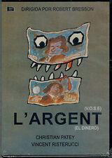 L'argent (El dinero) (v.o. Francés) (DVD Nuevo)