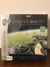 NEW IN BOX & SEALED BBC Planet Earth Interactive DVD Game Nature Game for Family