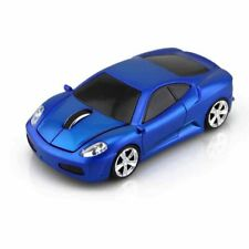 HOT Cordless 2.4Ghz Wireless car Mouse optical PC Laptop Mice +USB Receiver Gift