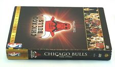 4 DVD Set Chicago Bulls The 1990s NBA Dynasty Series 2004 Edition Bonus Features