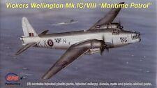 MPM 1/72 Vickers Wellington Mk.IC / Mk.VIII 'Maritime Patrol' # 72540