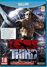 Videojuego Nintendo Wii u Devil's Third - usado