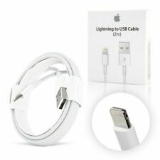 Lightning to USB Data Cable for iPhone 5 6 7 8 X Xr Xs XsMax 11 Pro MD819ZM/A 2m