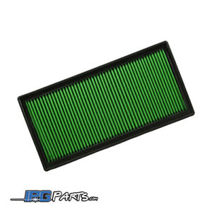 Green Drop In Replacement Air Filter Fits 2005-2007 Chevrolet SSR 6.0L V8