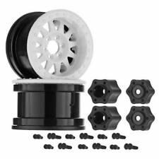 Axial AX31365 2.2 Method Beadlock Wheels IFD White (2)