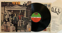YES - Self Titled - 1969 US 1st Press w/ LYRICS SD 8243 (EX) Ultrasonic Clean