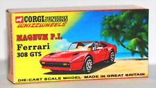 CUSTOM DISPLAY BOX FOR CORGI JUNIORS MANUM P.I. FERRARI 308 GTS - FREE UK POST