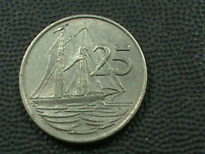 CAYMAN   25 Cents   1972    COMBINED SHIPPING