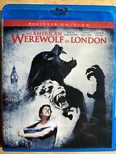 An American Werewolf In London Restored Edition (Blu Ray)