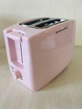 Pink KitchenAid Toaster 2 Slots New In Box Rare
