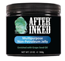 After Inked Non Petroleum Jelly Tattoos Piercings Vegan Vaseline Jumbo Aftercare