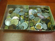 Rare Vintage Token/Medals Lot Of 200+ Tokens!!
