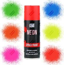 Bright Fluorescent Neon Spray Paint 151 Brand DIY 200ml Auto Car Hi Vis Safety
