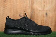 COLE HAAN Grand.OS 2.Zerogrand Black Stitchlite Wingtip Oxford Sneakers Sz. 11M