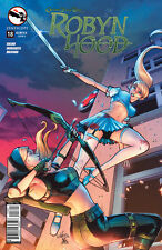 Grimm Fairy Tales Presents Robyn Hood V2 #18 - Cover B - NM+ or better