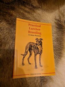 PLUMMER BRIAN WORKING DOGS & LURCHERS BOOK PRACTICAL LURCHER BREEDING new
