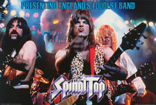 POSTER: MOVIE REPRO: THIS IS SPINAL TAP  1984 -  FREE SHIP'N !  #24-268    RW9 K