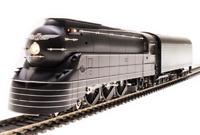 BROADWAY LIMITED 4434 HO Streamline PRR K4 3768 1936 DGLE Lo Keystone Paragon3