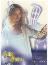 Stargate SG1 Season 5 False Gods Acetate Chase Card F10