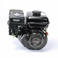 6.5HP 170F 168F 210cc Petrol OHV Engine OHV Motor Horizontal Shaft Recoil Start
