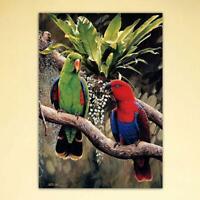 DIY Parrots 5D Full Drill Diamond Painting Cross Stitch Kits