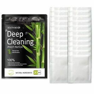 Ingredient Deep Sleep Deep Cleansing Adhesive Foot Pad Relief Patch Detox