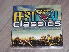FUTURE TRANCE FESTIVAL CLASSICS  3 CD's NEUWERTIG