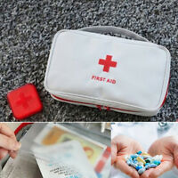 cross symbol outdoor camping home survival portable first aid kit bag survive JU