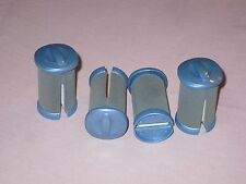 Conair Ion Shine Hot Rollers Blue 4 Large Replacement Only Model CHV26IX