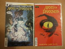 ARMY OF DARKNESS #1 #2 VARIANT COVERS VOL.4  DYNAMITE  COMICS 2014- 2015 NM