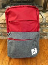 Air Jordan Pivot Backpack Laptop School Bag 9B0013-R78 Red NEW