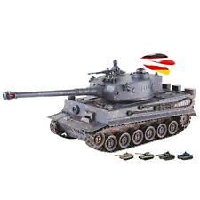 RC ferngesteuerter Panzer mit Gefechtssimulation, 1:28 Modell, Militär-Fahrzeug
