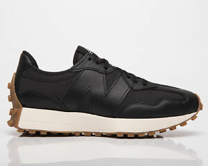 New Balance 327 Women's Black Phantom Casual Athletic Lifestyle Sneakers Shoes