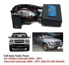 VOLUTION FULL AUTO TURBO TIMER FOR CHEVROLET HOLDEN COLORADO PICKUP 2002 - 2011
