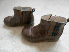 Clarks Slip - on Boots with Upper Leather Shoes for Boys