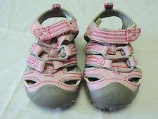 Girls Wonderkids Sport Sandals Pink Size 2 Water,Beach,River, Fun 4 Summer  EUC
