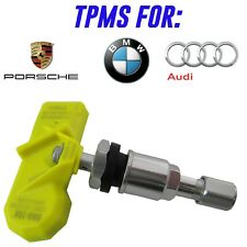 Wheel Sensor TPMS  Fits OE Application Audi BMW Porsche Exact OEM Replacement