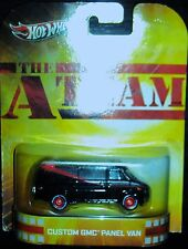 HOT WHEELS (THE A TEAM) YEAR 2012