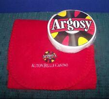 Casino Souvenirs - Argosy Alton Belle Velour Scarf & T Shirt