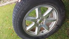 JEEP CHEROKEE WHEEL MAG FACTORY, 18X7.0IN, LIMITED, KK, 02/08-10/12