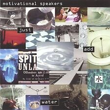 Motivational Speakers : Just Add Water CD
