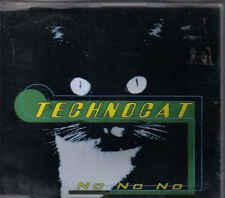 Technocat-No No no  cd maxi single