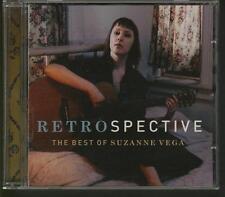 SUZANNE VEGA Retrospective CD 2003 BEST OF 21 tracks germany