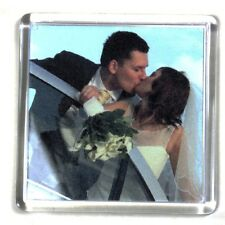 200 BLANK SQUARE FRIDGE MAGNET 57 x 57 mm INSERT  99809