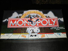 MONOPOLY DELUXE EDITION  PARKER BROS. 1995