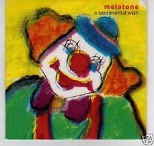 (B114) Melatone, A Sentimental Wish - 1999 new CD